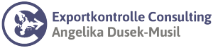 Exportkontrolle-Consulting Angelika Dusek-Musil